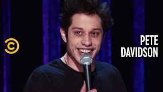 Download Pete Davidson: SMD - Coping with a Family Tragedy - Uncensored Video