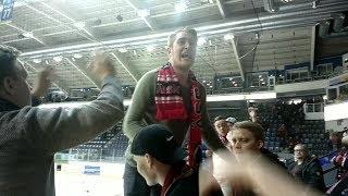Download Ässät-Lukko playoffs 15.3.2018. Huikeat lopputunnelmat Raumalta!! Video