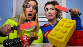 Download EXPERIMENT 1000 DEGREE KNIFE... GONE WRONG!!! Video