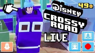 Download Disney Crossy Road In Real Life | Oh My Disney IRL Video