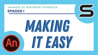 Download Animate CC Beginner Tutorials Ep 1: Tools Video