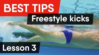 Download FREESTYLE KICK: BEST TIPS FOR IDEAL TECHNIQUE (2019) Video