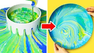 Download 18 LOVELY DIY PLATES AND CUPS DECOR Video