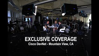 Download Video Report Exclusive: @theCUBE report from Cisco's DevNet Create conference Video