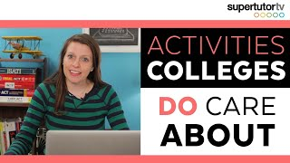 Download Activities That DO Impress Colleges!!! OWN the College Admissions Process Video