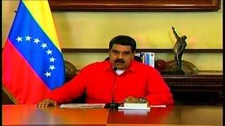 Download Maduro rechaza resolución de OEA sobre crisis venezolana Video