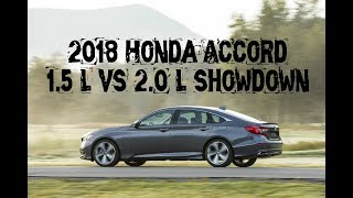 Download 2018 Honda Accord: which engine to pick? Video