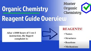 Download Organic Chemistry Reagent Guide Video