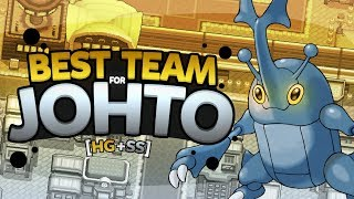Download Best Team for Heartgold and SoulSilver Video