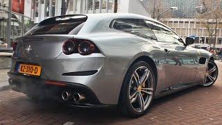 Download 2017 Ferrari GTC4Lusso Cold Start (Exhaust Sound) Video