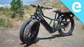 Download Riding Rungu three-wheeled all terrain e-bike Video