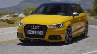 Download ► NEW Audi S1 Sportback TEST DRIVE Video