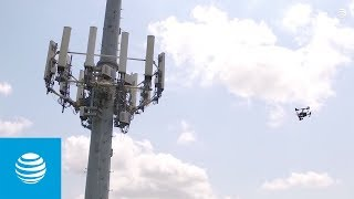 Download Taking Cell Tower Inspections to the Next Level | AT&T Video
