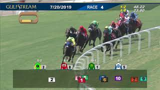 Download Gulfstream Park July 20, 2019 Race 4 Video
