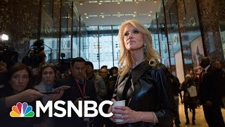 Download Donald Trump 'Furious' Over Kellyanne Conway Talk On Mitt Romney | Morning Joe | MSNBC Video