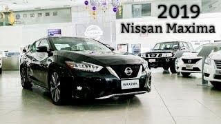 Download Nissan Maxima 2019 نيسان ماكسيما Video