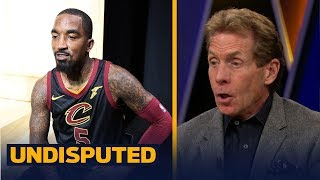 Download JR Smith frustrated with losing starting job to Dwyane Wade in Cleveland | UNDISPUTED Video