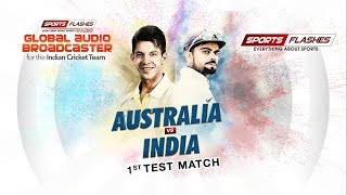 Download Live: IND Vs AUS 1st Test | DAY 5 | Live Scores & Cricket Match Commentary from Stadium 2018 Series Video