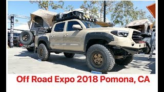 Download Off Road Expo 2018 Pomona Ca. ″overland vehicles everywhere″ Video