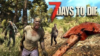 Download ZOMBIE APOCALYPSE!! (7 Days to Die) Video