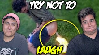 Download Try Not To Laugh! **FART EDITION** Video