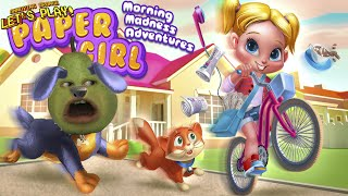 Download Pear is FORCED to Play - Morning Madness Adventures: PAPER GIRL Video