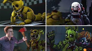 Download all of the rise of springtrap animations Video