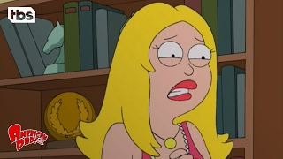 Download American Dad: Francine Hides from The Ladybugs [CLIP]   TBS Video