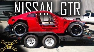 Download 2017 Formula Drift - NISSAN GTR Video