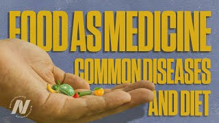 Download Food as Medicine: Preventing and Treating the Most Common Diseases with Diet Video