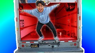 Download Escape The Haunted Moving Truck! Video