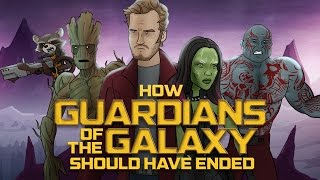 Download How Guardians of the Galaxy Should Have Ended Video