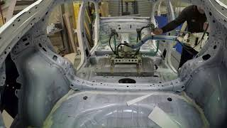 Download Toyota CHR Hybrid Battery Fit Auto Balance Manipulator System Video