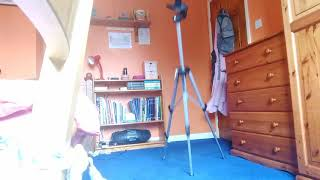 Download My tripod falling over Video