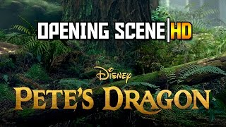 Download Pete's Dragon (2016)- Opening Scene|HD Video