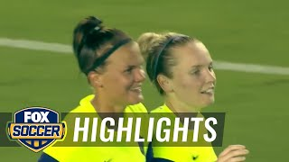 Download Houston Dash vs. Seattle Reign FC - 2015 NWSL Highlights Video