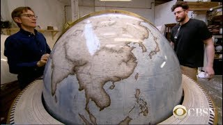 Download CBS How Are Globes Made : The Art of Making Globes Video