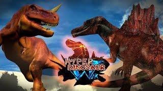 Download Dinosaurs Battle : HyperDinosaur EP1 Video