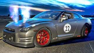 Download FIRE Breathing 2100hp Nissan GT-R! Video