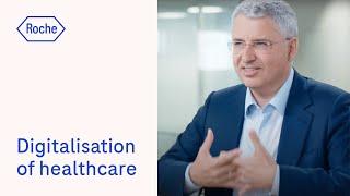 Download Roche CEO Severin Schwan on digitalisation of healthcare Video