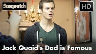 Download Jack Quaid's Dad is Famous Video