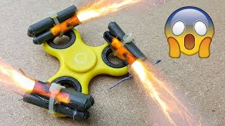 Download EPIC Fidget Spinner EXPERIMENT Fun Tricks with Fidget Spinner Video