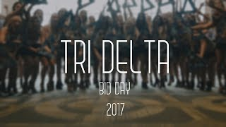 Download University of South Florida Tri Delta BidDay 2017 Video