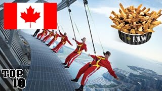 Download TOP 10 THINGS TO DO IN CANADA Video
