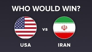 Download Iran vs The United States - Who Would Win? - Military Comparison Video