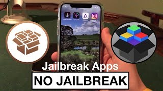 Download Install Jailbreak Apps Without Jailbreaking iOS 11: iPhone X - Cyrus! Video
