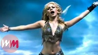 Download Top 10 Best Shakira Music Videos Video