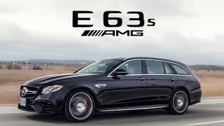 Download 2018 Mercedes-AMG E63S Wagon Review - The Best Car in the World Video