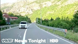 Download China's One Belt One Road Could Make Or Break This Poor European Country (HBO) Video