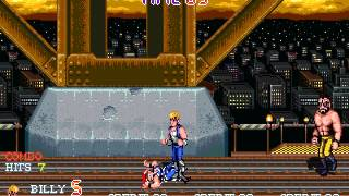 Download ✪ Double Dragon: Gaiden - Remake game Video